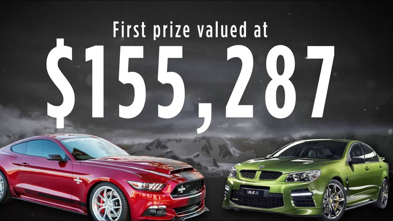Win Mater Cars For Cancer Lottery No 70 Youtube
