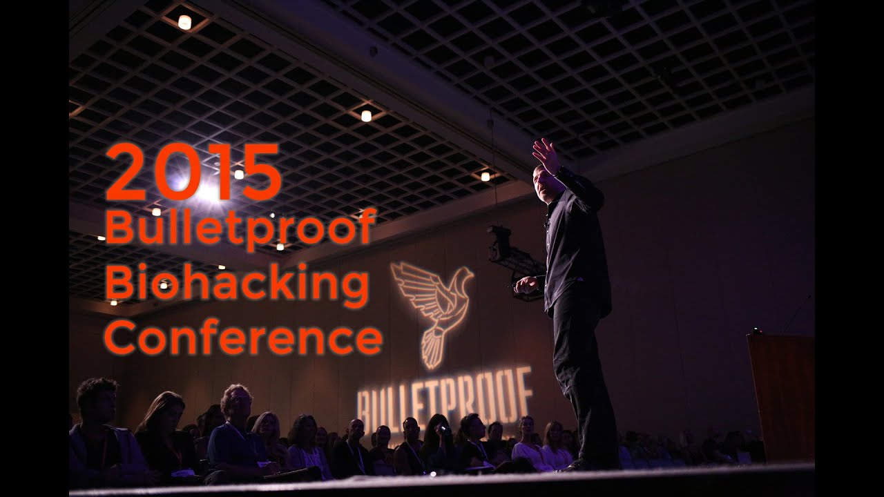 Bulletproof Conference 2019 | Best Biohacking Event Tickets/News