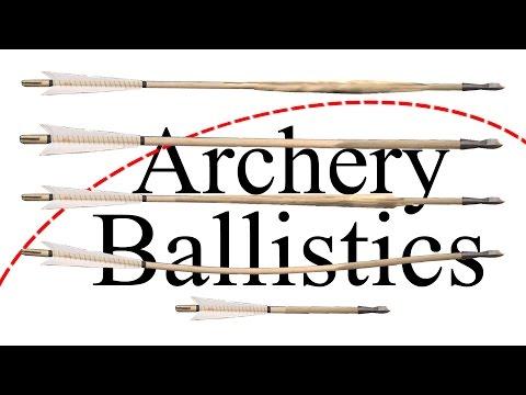 Archery ballistics