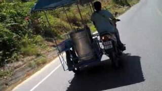 Kitchen Racing On The Mean Streets Of Thailand! - Mike Swick