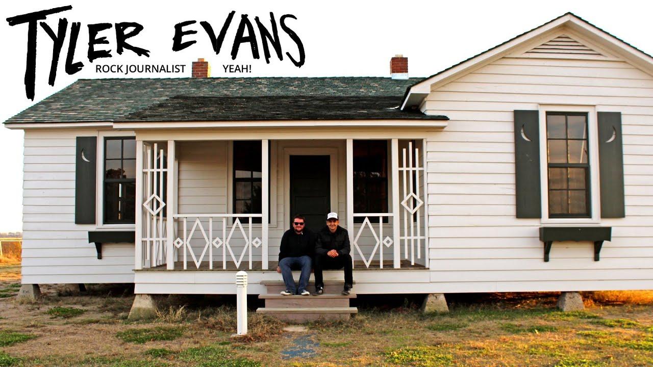 Johnny Cash Boyhood Home Tour
