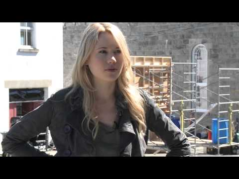 Kristen Hager talks about wolfing out