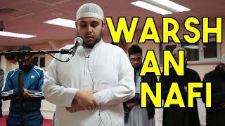 Gambar cover Hamza Zaman Leading Salah In Riwayat Warsh An Nafi | Surah Ibrahim v35-52