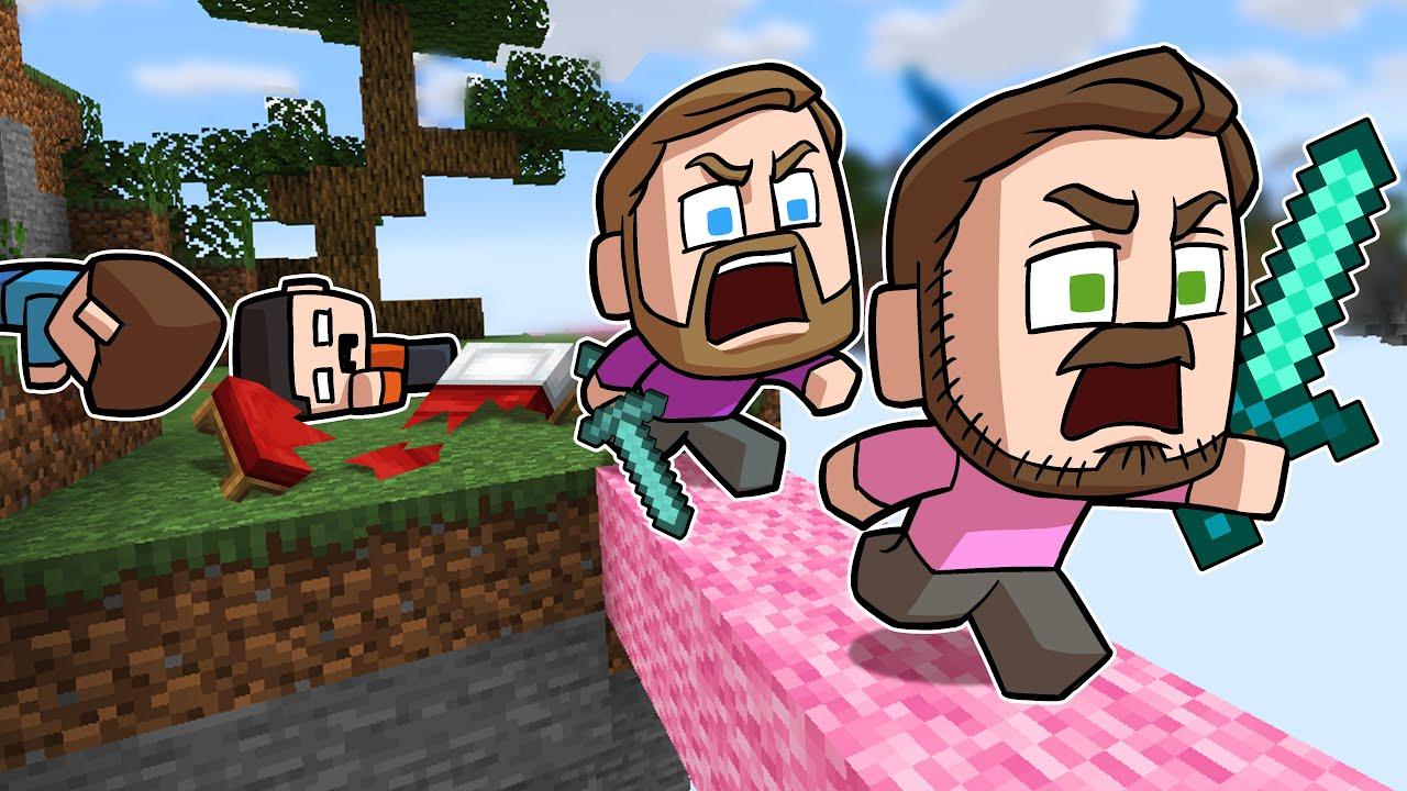 SpeedRunning BED WARS Challenge! | Minecraft
