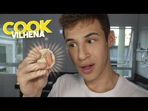 O CHEF VOLTOU | Cook Vilhena