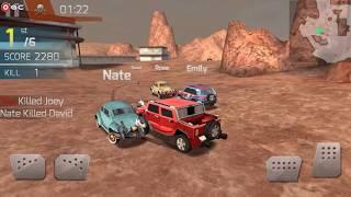 Demolition Derby 3D / Monster Car Crashing Games / Android Gameplay #3