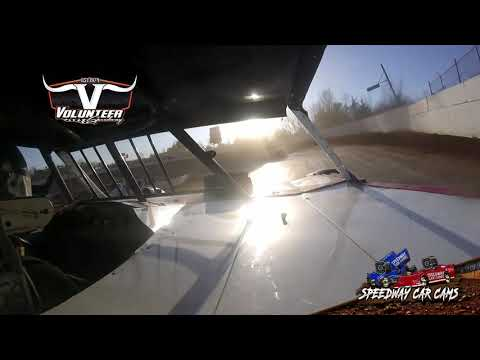 #52 Shannon Emery - #Grinch40 Crate - 12-7-19 Volunteer Speedway - In-Car Camera