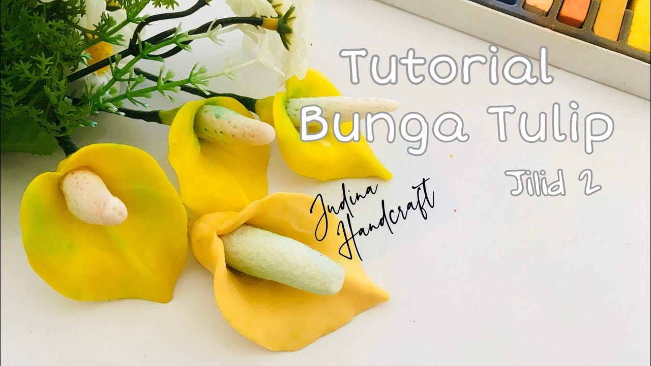 Tutorial Bunga Sabun Dafodil Bunga Narsis Diy Mudah By Judina Handcraft