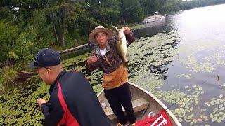 bass fishing northern mn