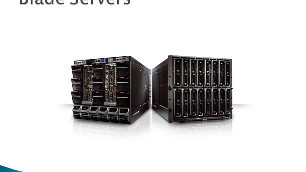 Different Type Of Server Hardware In Datacenter Youtube