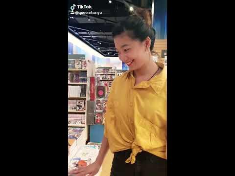 Laughs at the Bookstore - Kinokuniya