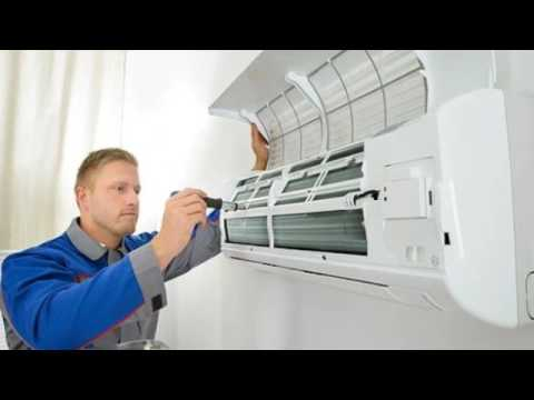 How to Clean a Mini Split Air Conditioner in Mini split warehouse.