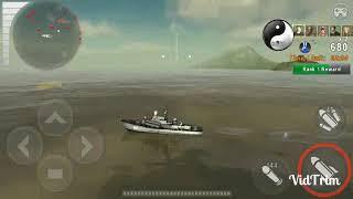 Waship Battle, Nanuchka Sailfish (World War - Saipan)