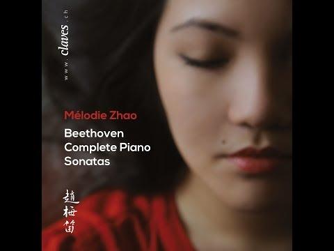 """Mélodie Zhao - L.v. Beethoven: Complete Piano Sonatas / Sonata No. 4 """"Grand Sonata"""""""
