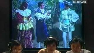[1990] 無線台慶 - 配音組與戲劇組的爆笑合作