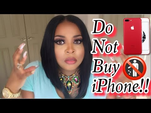 RANT! RED iPHONE 7 PLUS! MY HORRIBLE EXPERIENCE!