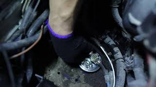 Så byter du bränslefilter på VW TRANSPORTER T4 [GUIDE]