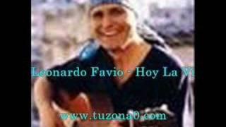 Leonardo Favio - Hoy La Vi thumbnail