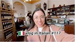 Vlog in Italian #117: un giro gastronomico per Testaccio