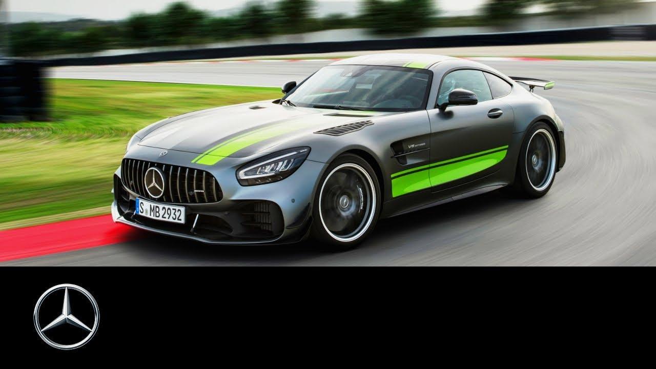 Mercedes Amg Gt R Pro 2019 Racetrack Performance Trailer