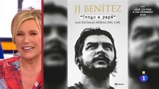 "J.J. Benítez ""Tengo a papá"" -Che Guevara- La 1 de TVE (2017)"