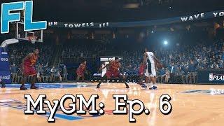 NBA 2K14: Crew, MyLeague, Next-gen on PC (MyGM Ep. 6)