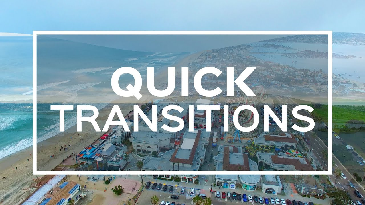 how to build transitions for premiere