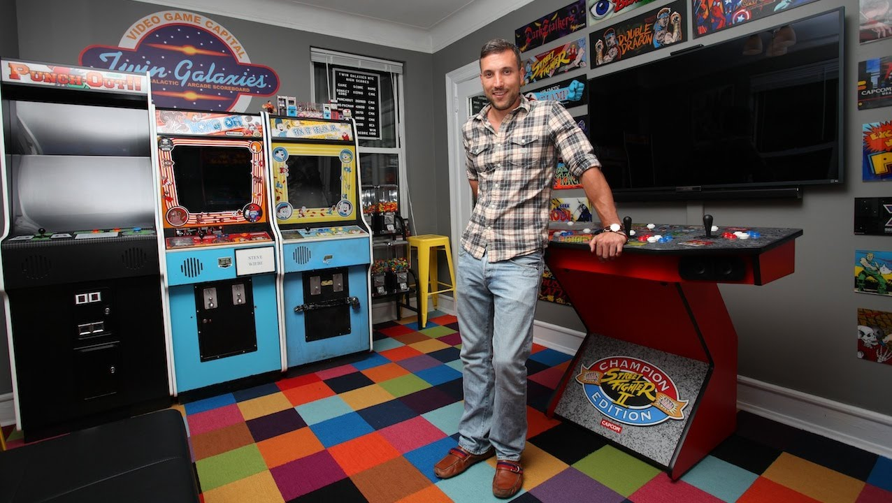 Gaming Fanatic Dumped By Fiancee After He Builds Arcade In Their Bedroom Youtube