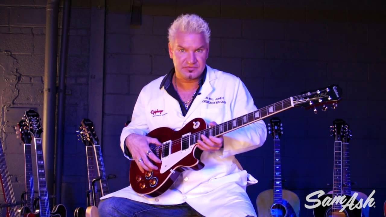 Watch Top Gear Online >> Epiphone Les Paul Standard Plustop Pro Electric Guitar at ...