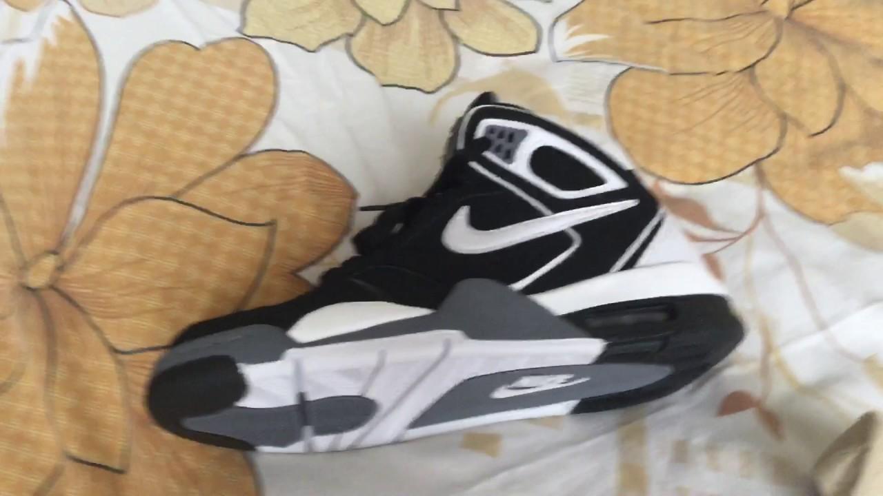 Nike Air De Jordan Flight Falcon Unboxing + Review De Air Youtube En Pies 09b999