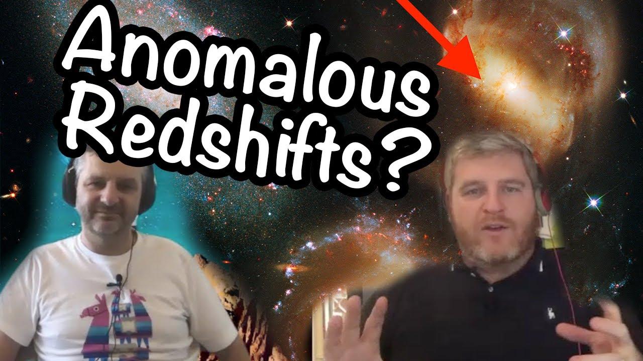 Big Bang Problems: Anomalous Redshifts?