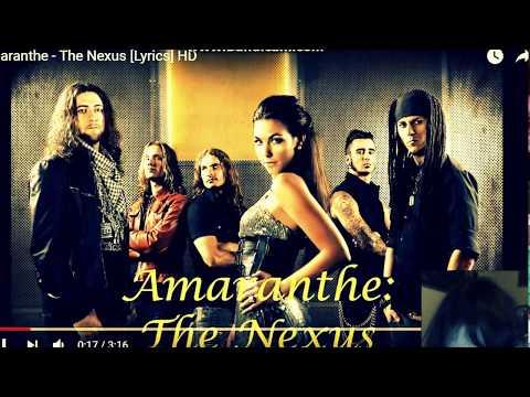 Amaranthe The Nexus Lyrics
