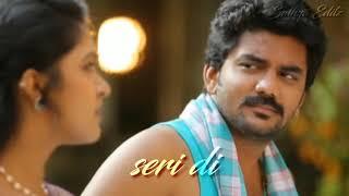 Saravanan meenatchi love whatsapp status