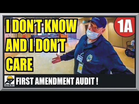 SECURITY FAIL AT THE HEALTH DEPARTMENT - Sioux Falls SD - First Amendment Audit - Amagansett Press