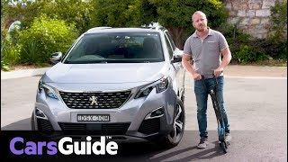 Peugeot 5008 2018 review