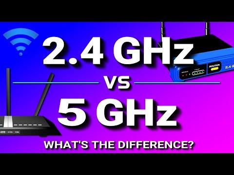 .2.4G WiFi 和 5G WiFi 各有什麼優劣? 一文搞懂