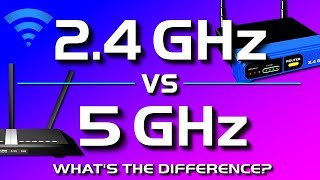 Download 2.4 GHz vs 5 GHz WiFi: What is the difference?