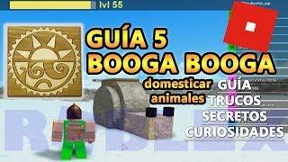 Encuentro BUGS y DANCING SHELLY, Domesticar Animales en Booga Booga Roblox Español, Guia Tutorial 5