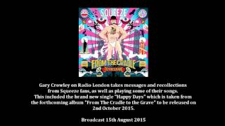 Gary Crowley -  Squeeze - 15th August 2015