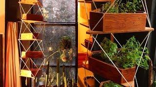 The Hanging Garden-Kickstarted