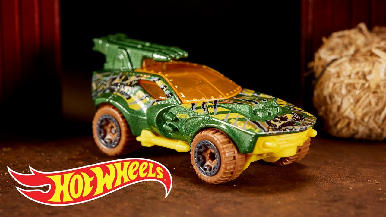 This is a graphic of Gargantuan Hot Wheels Pictures