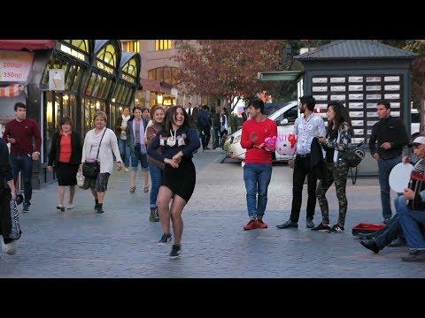 Yerevan, 08.10.17, Su, Video-1, (на рус.), улица Абовяна (ч.1).