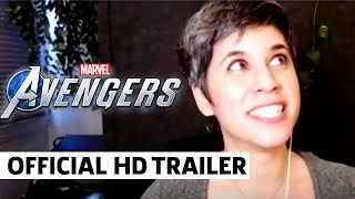 Marvel's Avengers: Ashly Burch (aka Kate Burch) Answers Rapid-Fire Questions