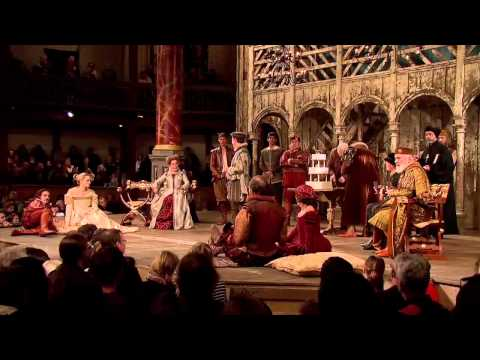 Shakespeare: The Taming of The Shrew Globe
