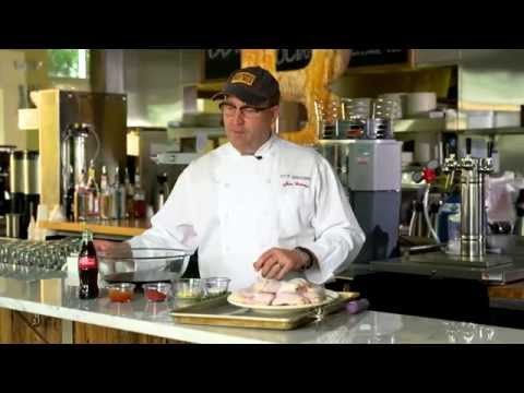 CocaCola Fried Chicken Recipe with Chef John Currence