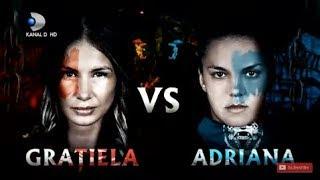 Survivor - Photofinish! Gratiela vs Adriana, inceput de joc incredibil! Al cui este punctul?
