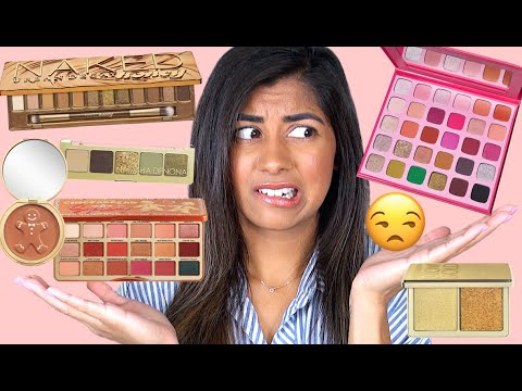 ANTI-HAUL #5 - Makeup I'm NOT Gonna Buy! thumbnail