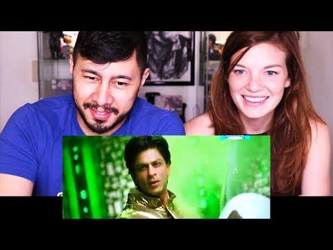 BILLU BARBER | SRK | Irrfan Khan | Trailer Reaction w/ Amanda!