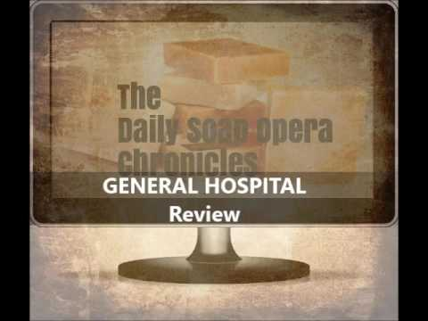 DSOC General Hospital Review 8 26 16