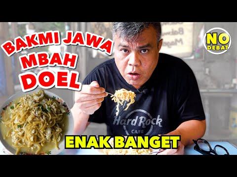 BAKMI JAWA MBAH DOEL - ENAK BANGET